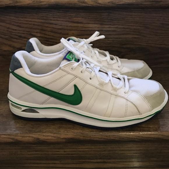 12 Mens Poshmark Tennis Whitegreen schoenen Classic Sz Nike ZaqvYwCn